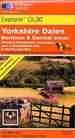 Map OL30: Yorkshire Dales. Northern & Central areas